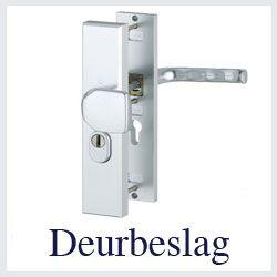 Al het deurbeslag van Slotenwereld.